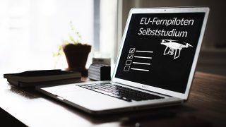 EU-Fernpilotenzeugnis Selbststudium Drohnenführerschein Checkliste