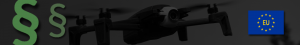 Parrot Anafi EU Drohnenverordnung Gesetz