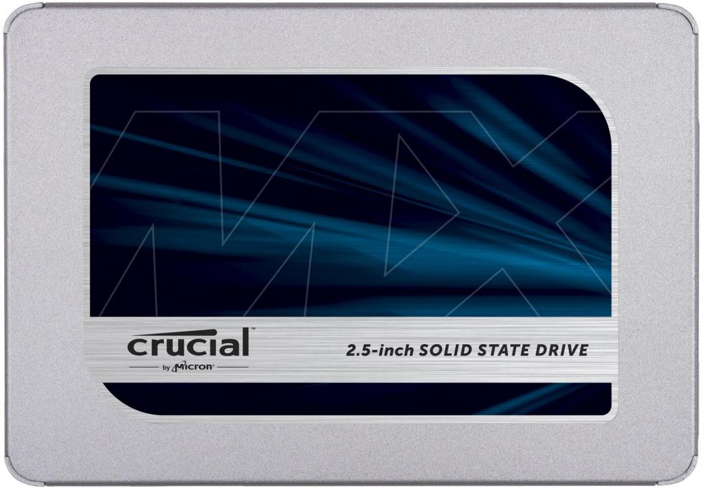 Crucial SSD MX500: Festplatte für Drohnen-Aufnahmen