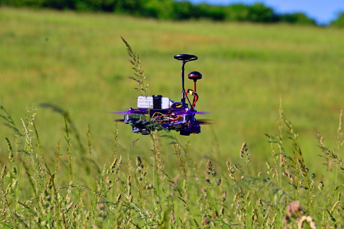 Klassische Race-Drohne