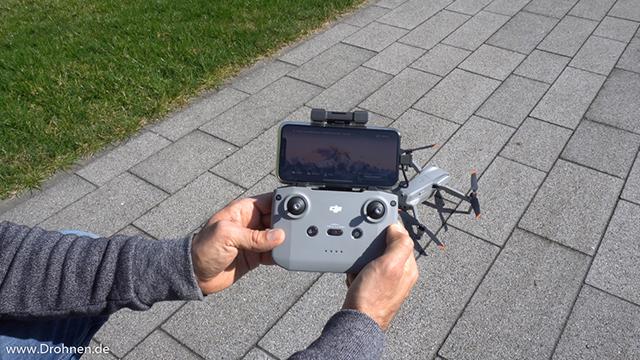 DJI Air 2S Smartphone-Halter