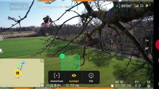 Crash Drohne DJI AIR 2S Drone
