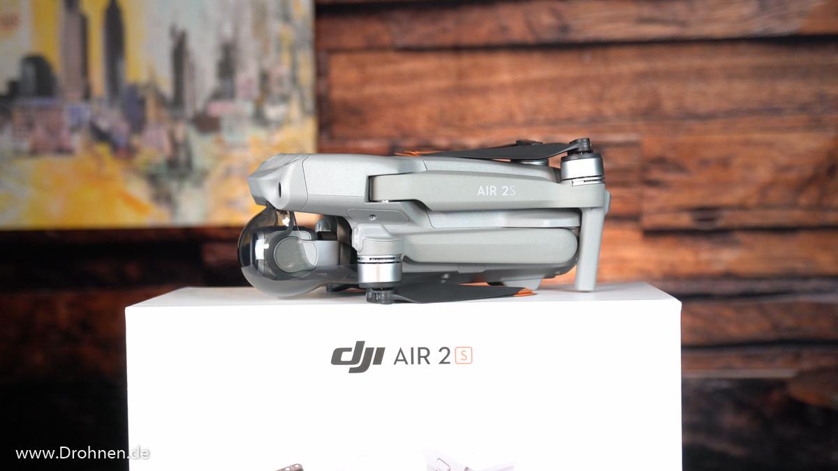Gewicht der DJI Air 2S