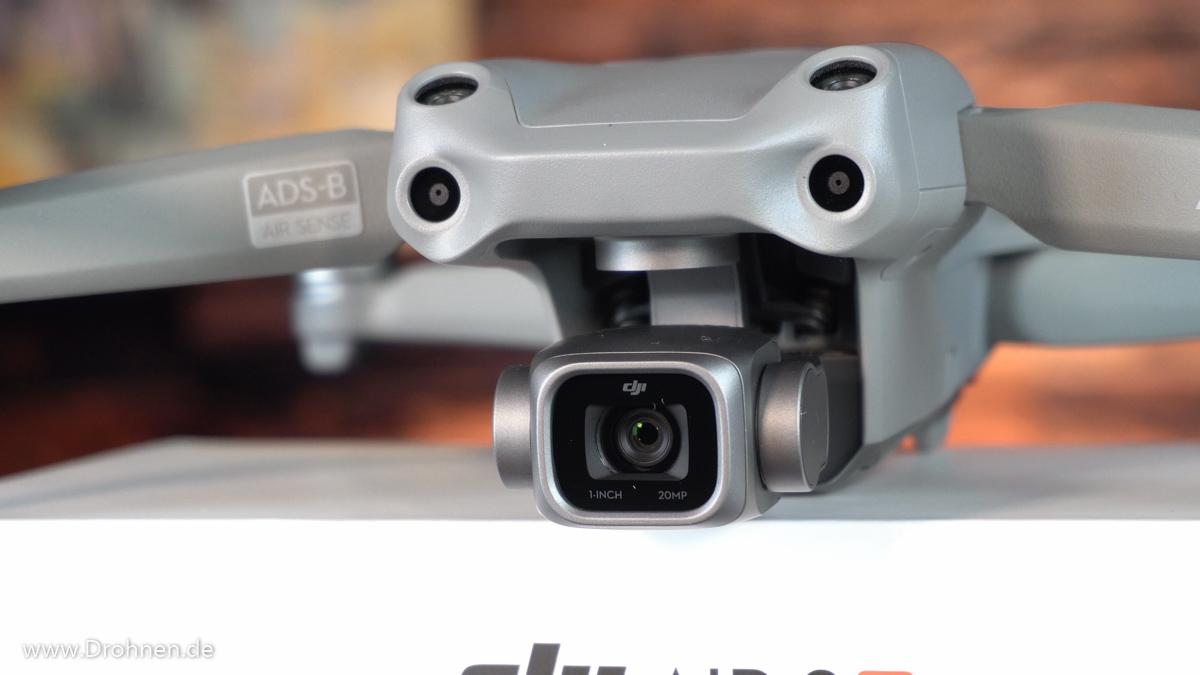 DJI Air 2S mit neuer Kamera