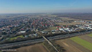 Drohne Abstand Autobahn - Drohnenverordnung LuftVO Deutschland