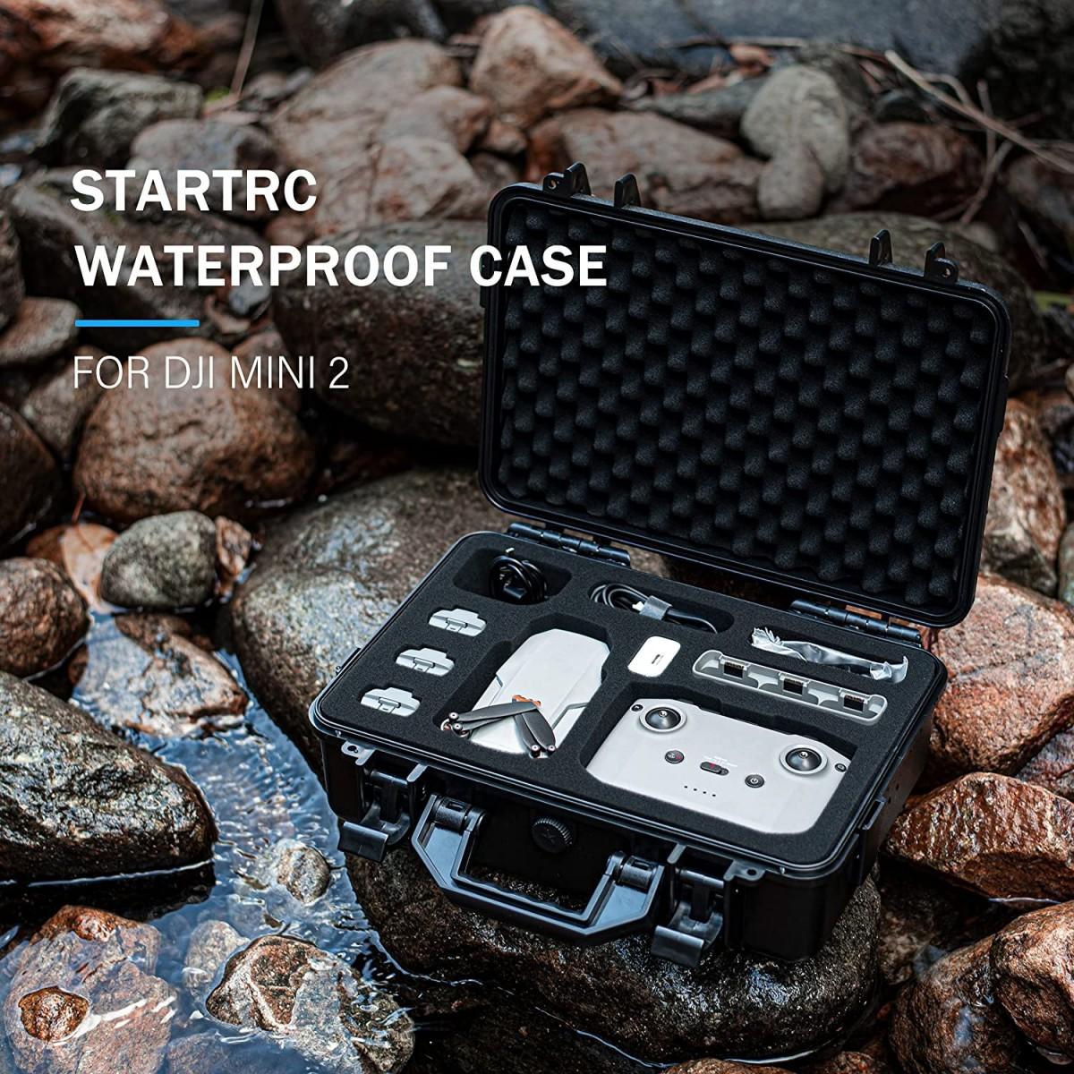 StartRC: Wasserdichter Hardshell Koffer für DJI Mavic Mini 2