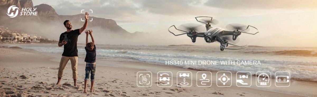 Holy Stone HS340: Mini-Drohne mit 720p-Kamera