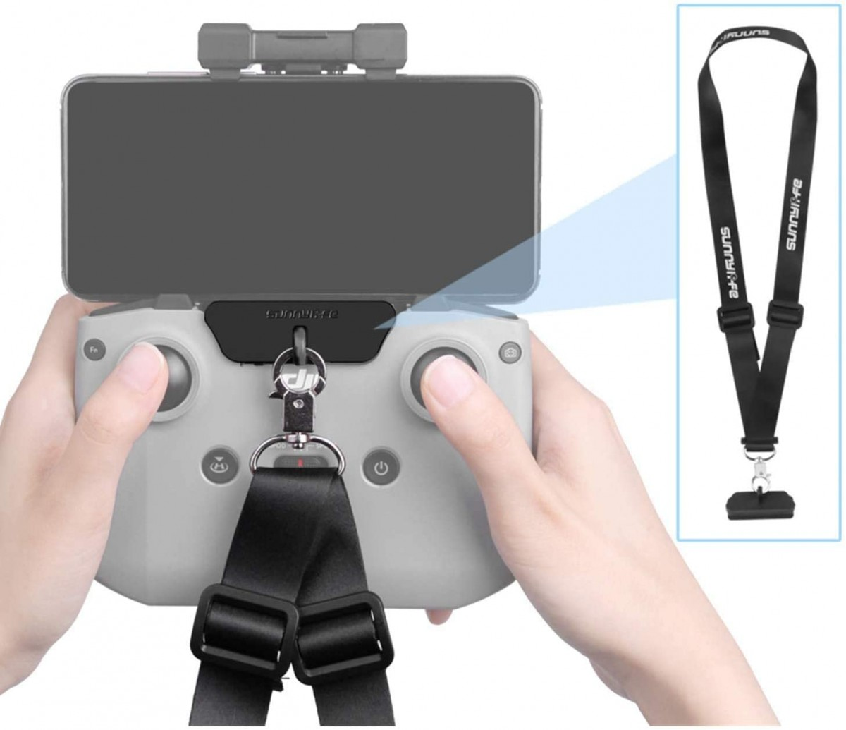 Lanyard für DJI-Drohnen von Hensych