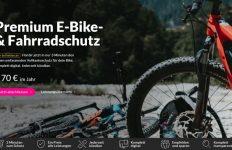 Helden-de Fahrradversicherung e-Bike Kasko Schutzbries Infos